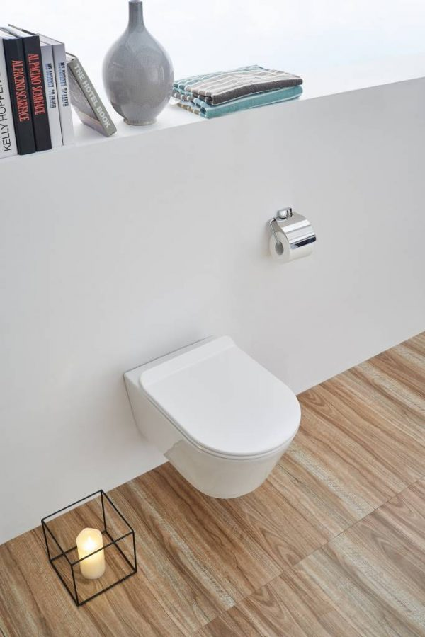 Wandcloset Easy Flush Slim