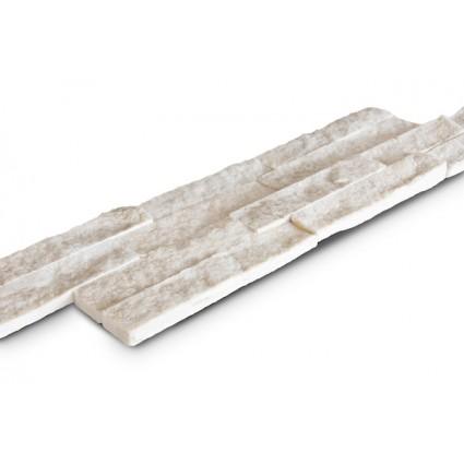 Steenstrip Bremsnes - Kwartsietsteen