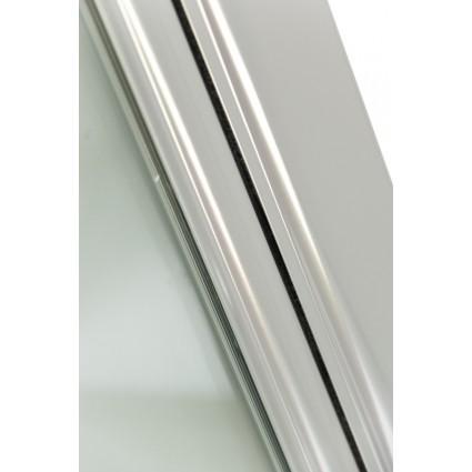 Douchedeur Bredviken 60x200 cm met deurknop