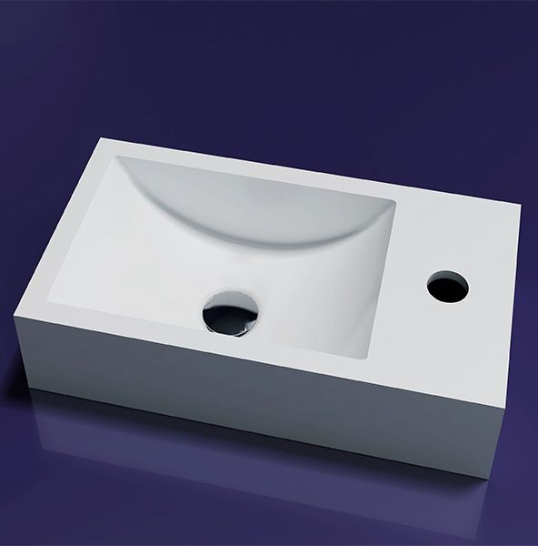 Solid surface Fontein Recto