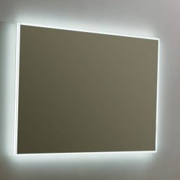 Aluminium spiegel LED Infinity 80
