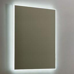 Aluminium spiegel LED Infinity 58