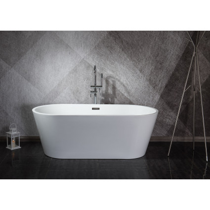 Design ligbad Teika 150 - Acryl