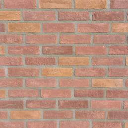 Baksteenstrip Brakel - Beton