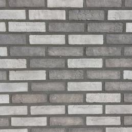 Baksteenstrip Kollum - Beton