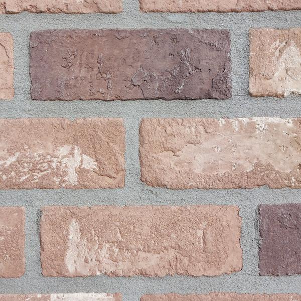 Baksteenstrip Lochem - Beton