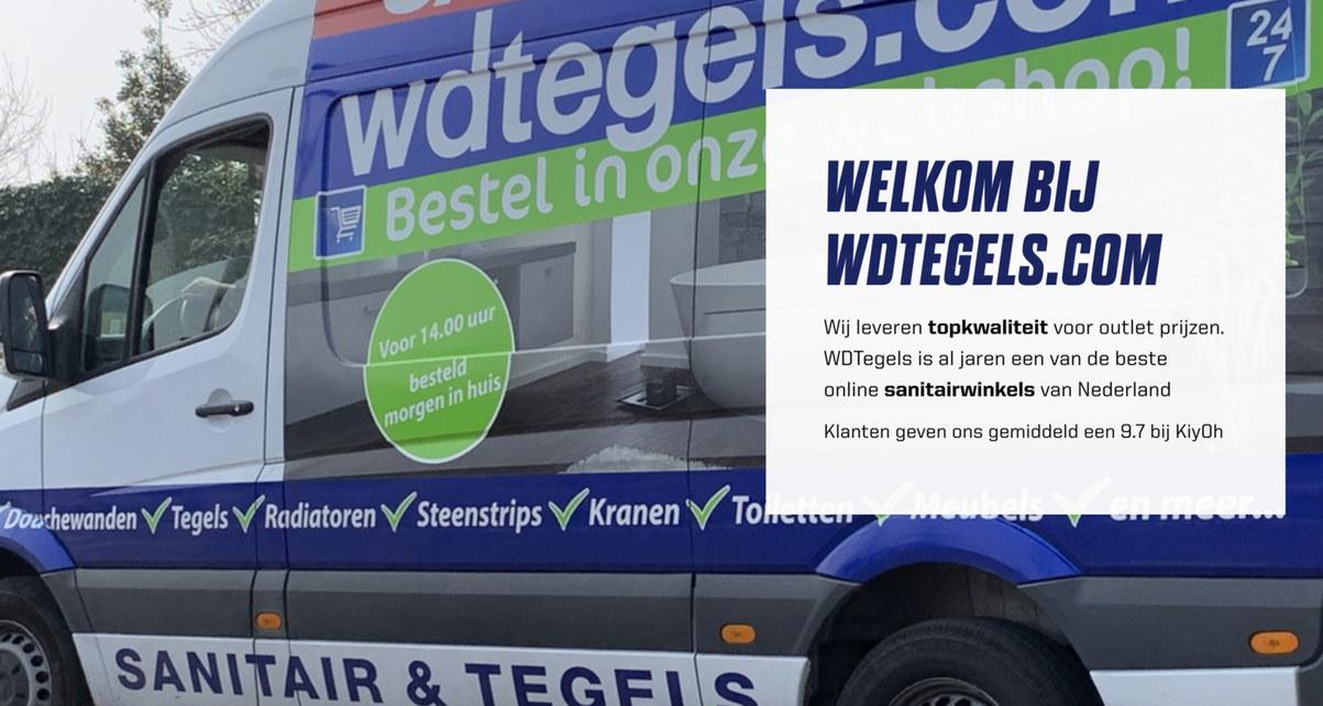 WDTegels Badkamer specialist Tilburg