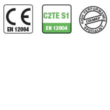 Tegellijm Colmef Silikoll Flex C2TE S1 25 kg