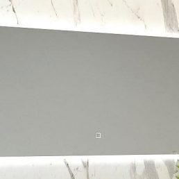 Kwil dimbare LED condensvrije spiegel 120x60